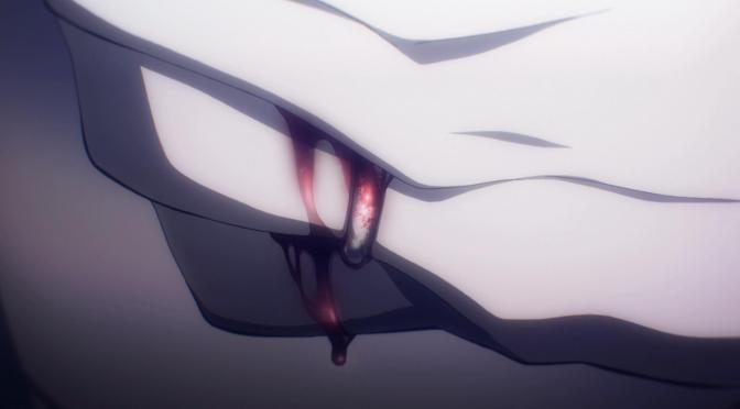 Death Parade Takashi Machiko Bleeding Bloody Wedding Ring Hands
