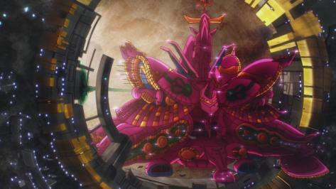 Gundam Reconguista in G Gundam G no Reconguista Kabisha Mikoshi