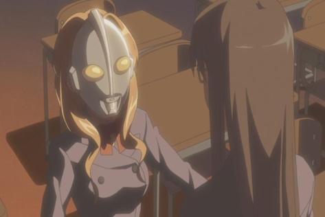 Whispered Words Sasameki Koto Sumika Murasame Ushio Kazama Ultraman Mask Practice Kissing