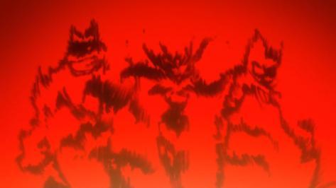 Yatterman Night Yoru no Yatterman Doronbow Gang Doronjo Boyacky Butsukusa Tonzura Sutakora Burniing Spirits