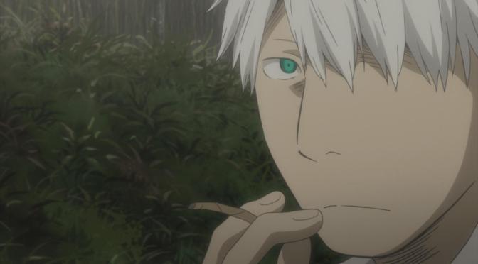 Mushishi -Next Passage- (Mushishi Zoku Shou), Anime Admirers 2014