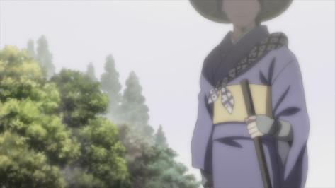Mushishi Zoku-Shō Mushishi Next Passage Mushishi S2 Teru Cloudless Rain Walking Stick Forrest