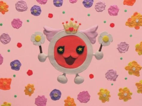 Taiko Drum Master Taiko no Tatsujin Donko Crown Princess Magic Flowers