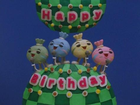 Taiko Drum Master Taiko no Tatsujin Ms. Mariko Water Balloons Happy Birthday Song