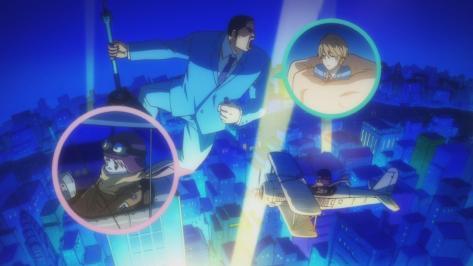 My Love Story Ore Monogatari Takeo Gouda King Kong Rinko Yamato Flying Airplane Makoto Sunakawa Kidnapped Opening Credits