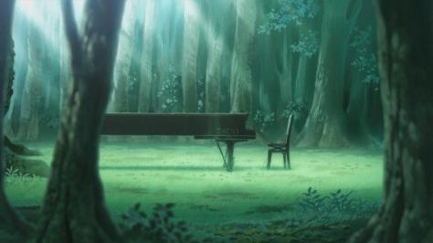 Piano Forest Piano no Mori The Perfect World of Kai Grand Piano Clearing Sunbeams