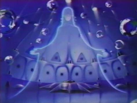 Arei's Mirror Way to the Virgin Space Arei no Kagami Universal Consciousness Arms Spread Welcome Room
