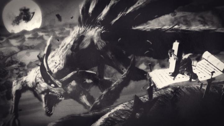 Naruto The Last Movie Prologue Opening Ryu Kato Nine Tailed Demon Fox
