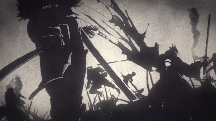 Naruto The Last Movie Prologue Opening Ryu Kato Ninja Fight