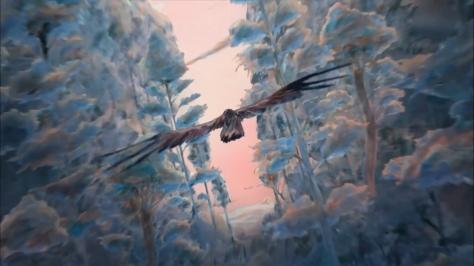 The Nighthawk Star Yodaka no Hoshi Ryu Kato Kenji Miyazawa Forrest Flight Trees